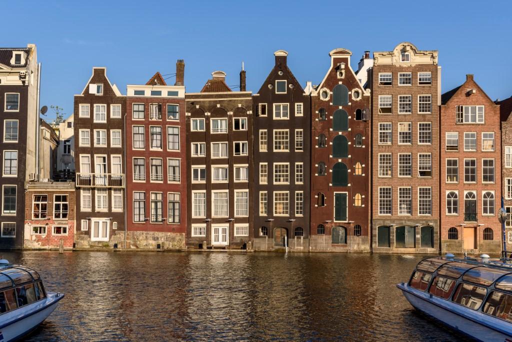 gingerbread houses amsterdam