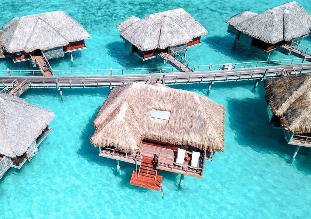 bucket list bora bora
