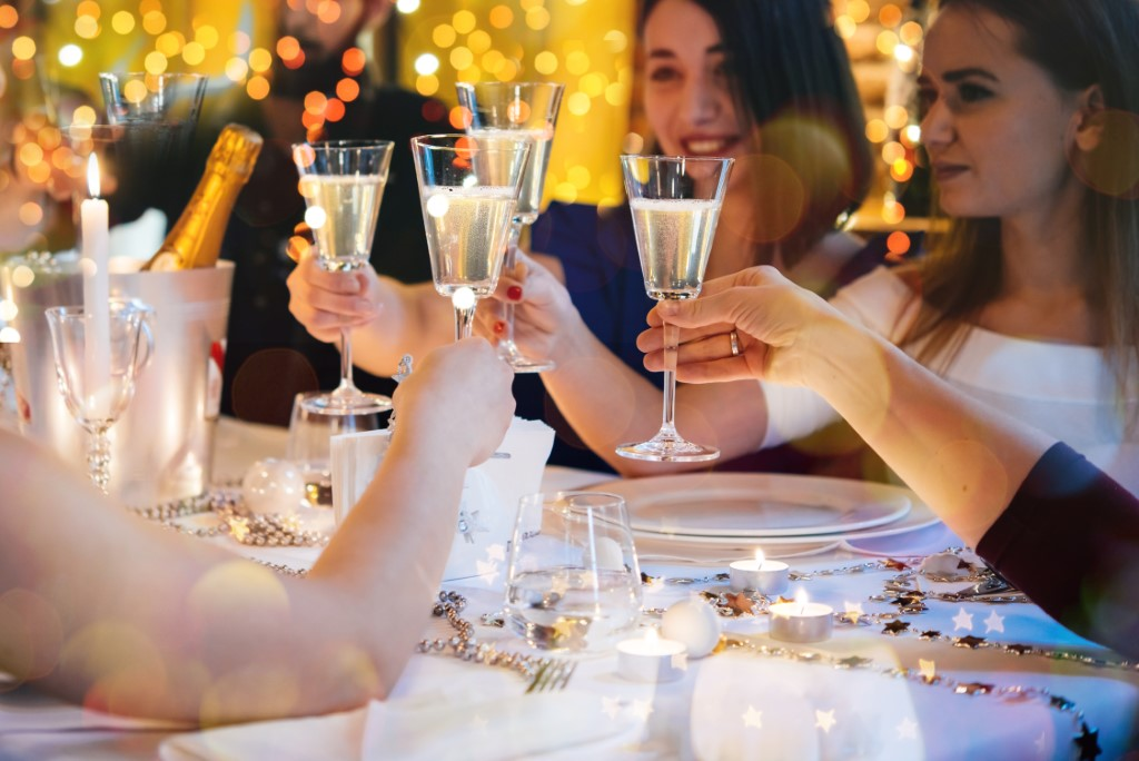 new years eve bucket list