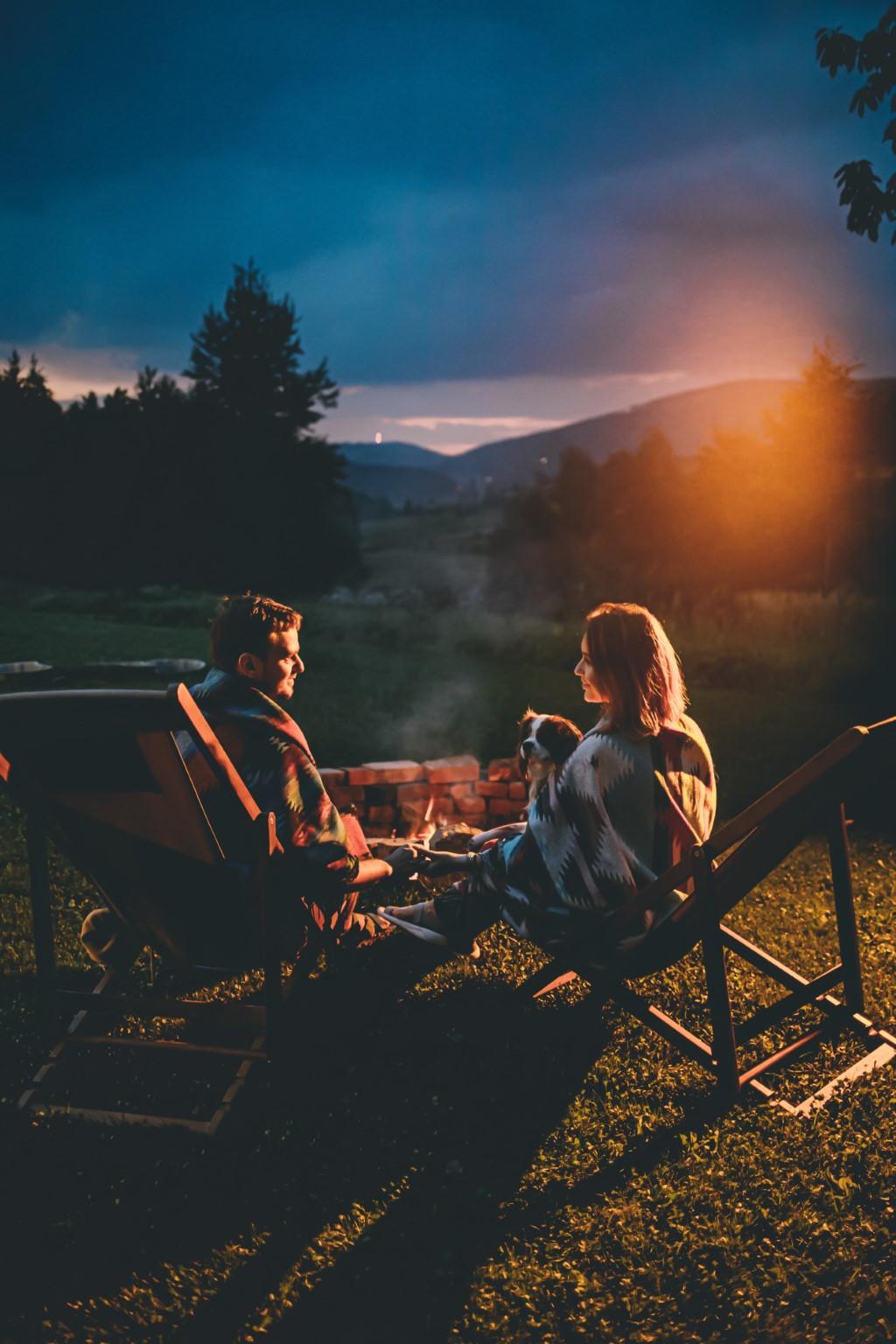 camping bucket list