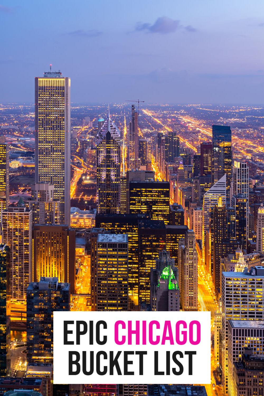 chicago bucket list