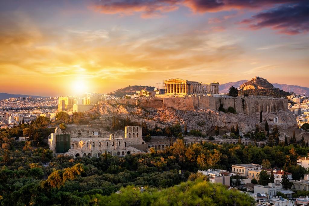 greece bucket list