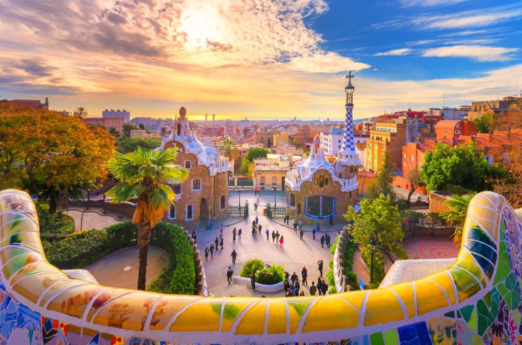 barcelona bucket list